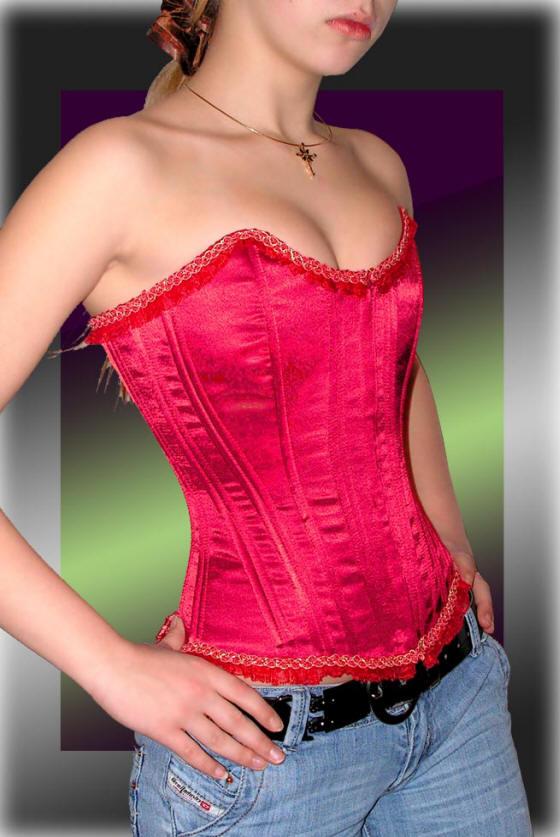 Корсет Блузка Купить В Интернет Магазине
