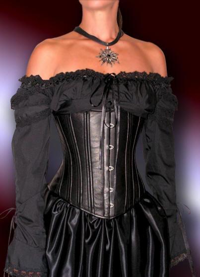 Платье корсет и корсеты на